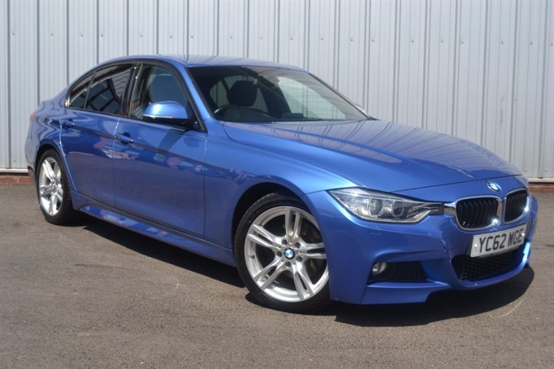 used BMW 320d M SPORT in wigan-lancashire