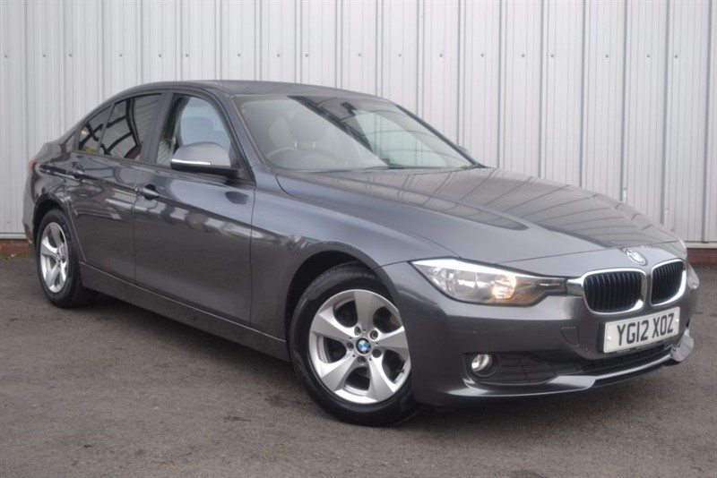 used BMW 320d EFFICIENTDYNAMICS in wigan-lancashire