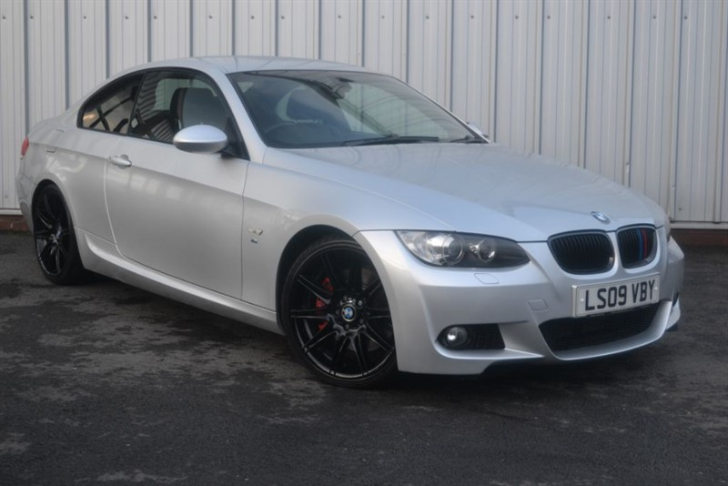 used BMW 330d M SPORT in wigan-lancashire