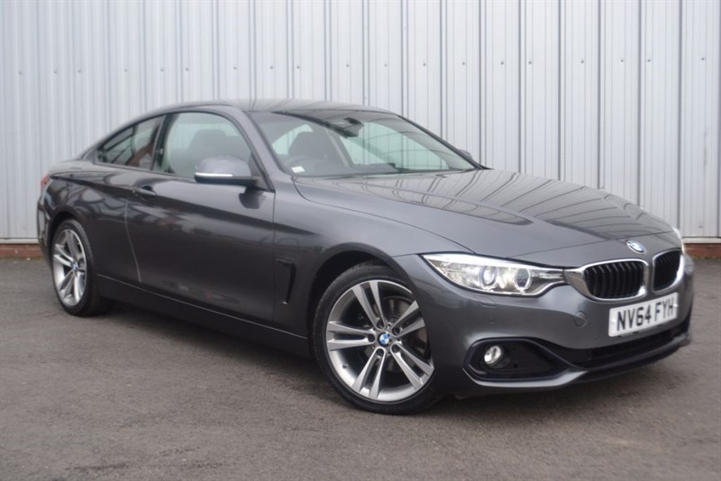 used BMW 420d SPORT in wigan-lancashire