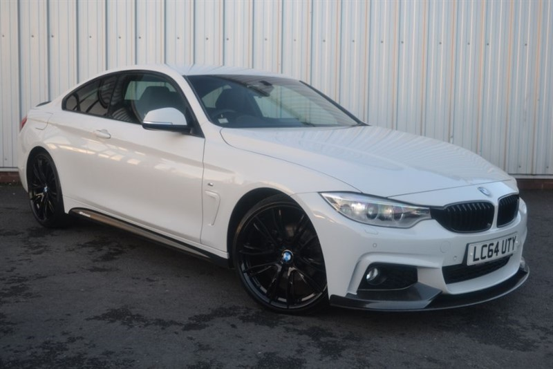 used BMW 420d M SPORT in wigan-lancashire