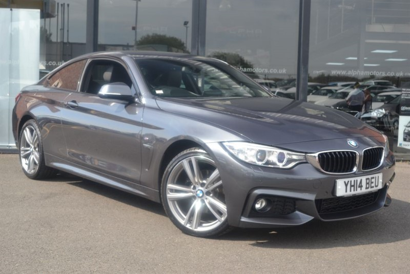 used BMW 420d XDRIVE M SPORT in wigan-lancashire