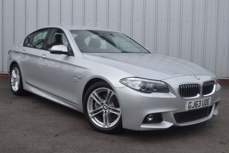 used BMW 520d M SPORT in wigan-lancashire