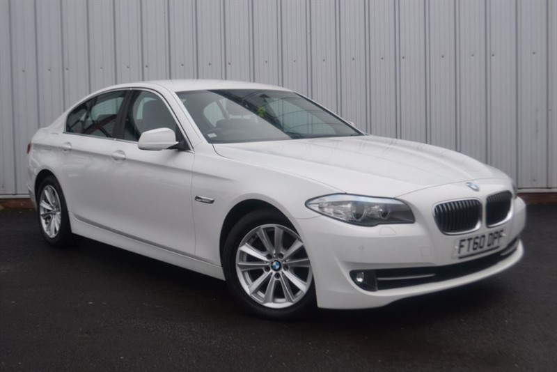 used BMW 520d SE in wigan-lancashire