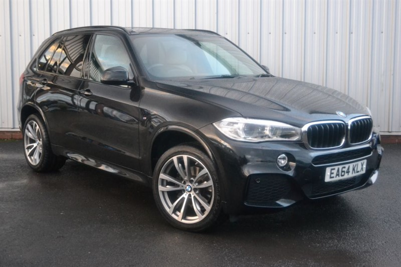 used BMW X5 XDRIVE30D M SPORT in wigan-lancashire