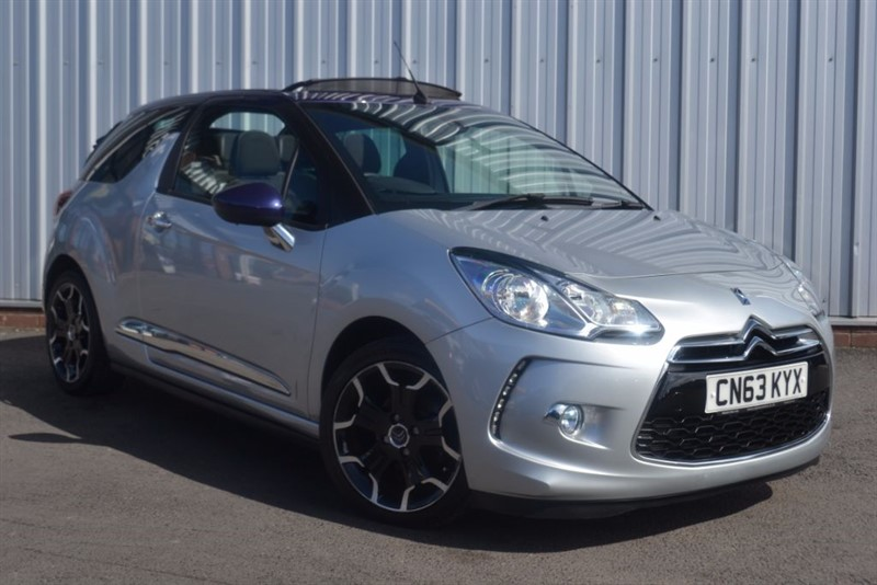 used Citroen DS3 DSTYLE PLUS in wigan-lancashire