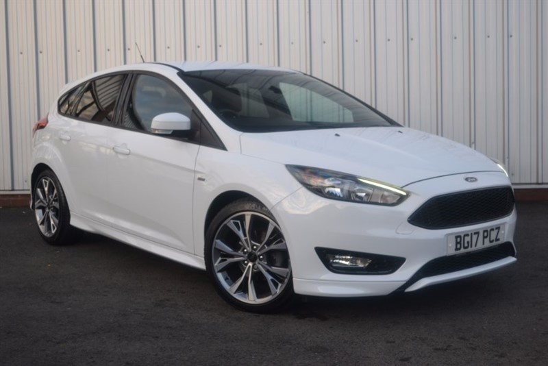 used Ford Focus ST-LINE in wigan-lancashire