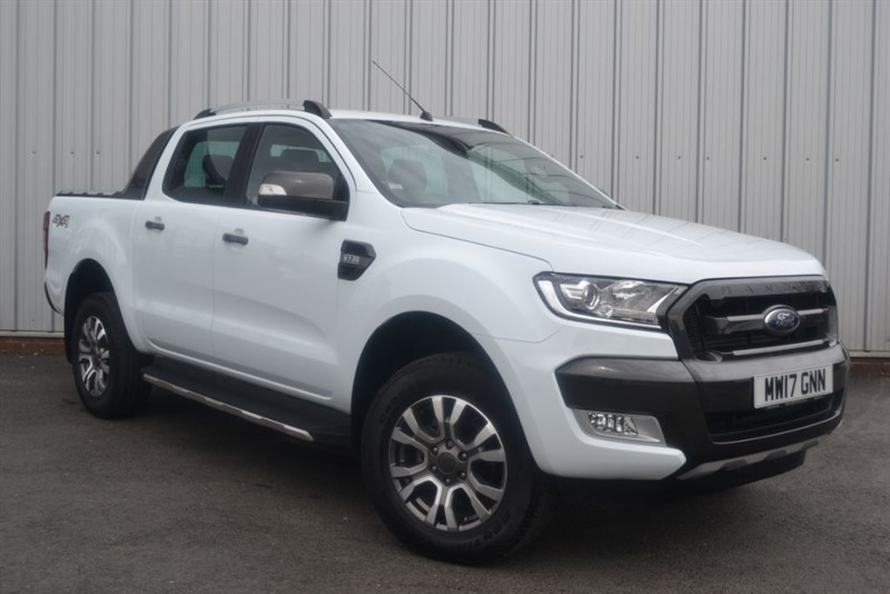 used Ford Courier WILDTRAK 4X4 DCB TDCI in wigan-lancashire