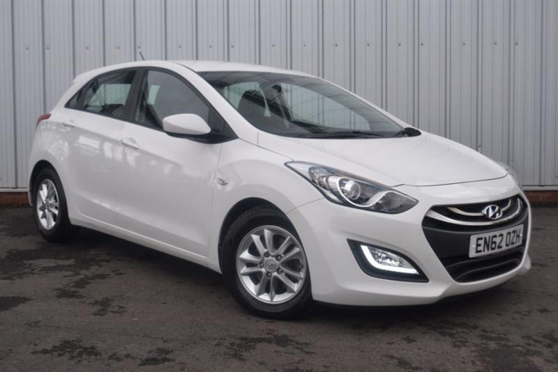 used Hyundai i30 ACTIVE CRDI in wigan-lancashire