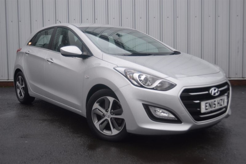 used Hyundai i30 SE in wigan-lancashire