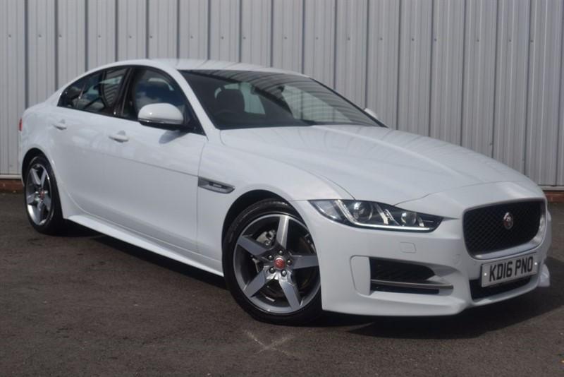 used Jaguar XE R-SPORT (£2015 EXTRAS) in wigan-lancashire