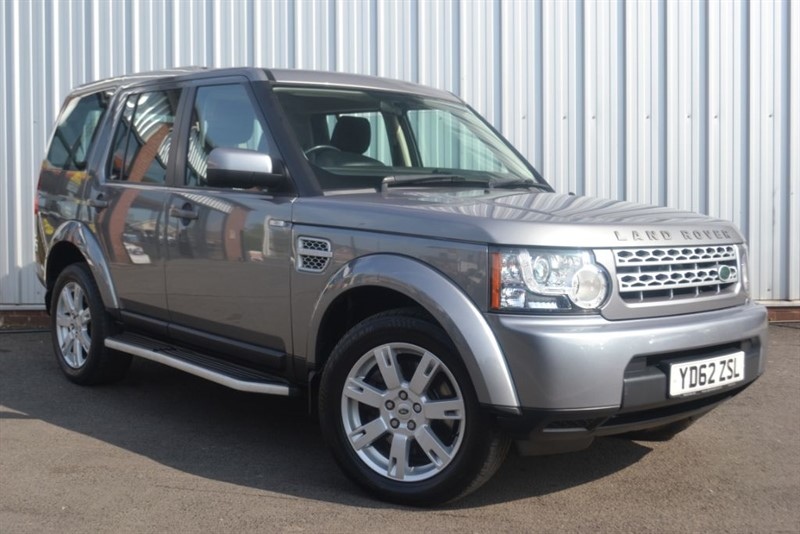 used Land Rover Discovery 4 SDV6 GS in wigan-lancashire