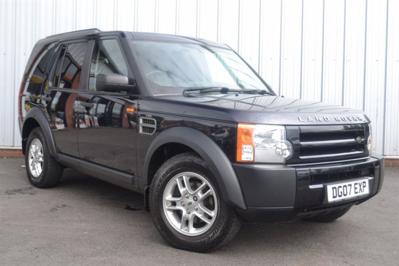 used Land Rover Discovery 3 TDV6 GS in wigan-lancashire