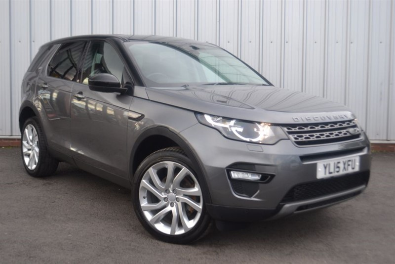 used Land Rover Discovery Sport SD4 SE TECH in wigan-lancashire