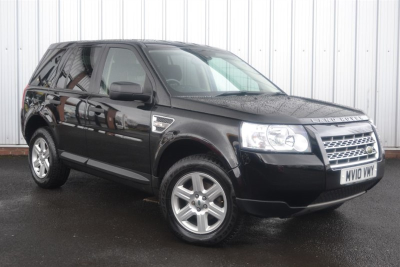 used Land Rover Freelander TD4 E S in wigan-lancashire