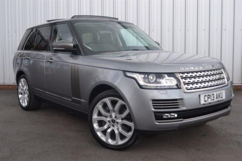 used Land Rover Range Rover SDV8 VOGUE in wigan-lancashire