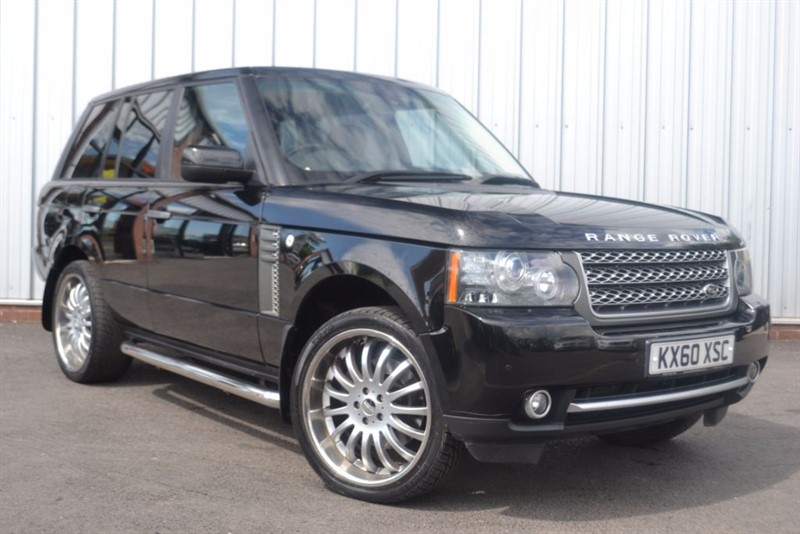 used Land Rover Range Rover TDV8 VOGUE in wigan-lancashire