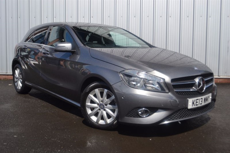 used Mercedes A180 CDI BLUEEFFICIENCY SE in wigan-lancashire