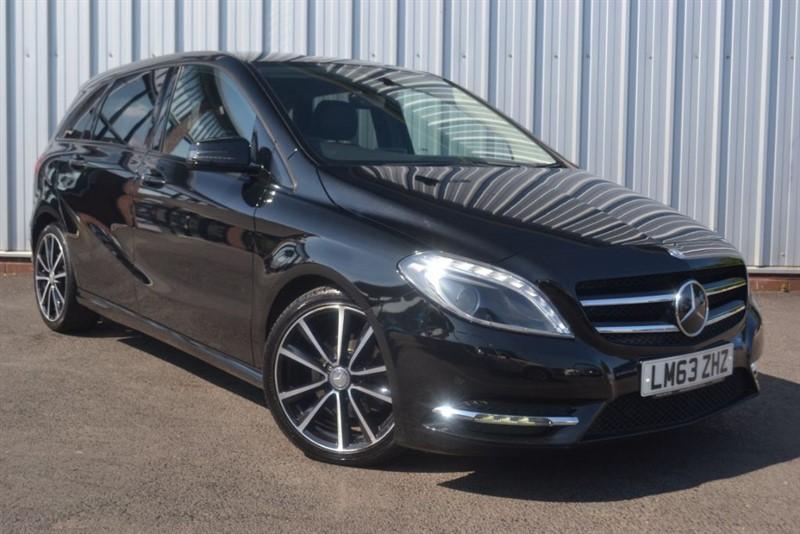 used Mercedes B180 CDI BLUEEFFICIENCY SPORT in wigan-lancashire