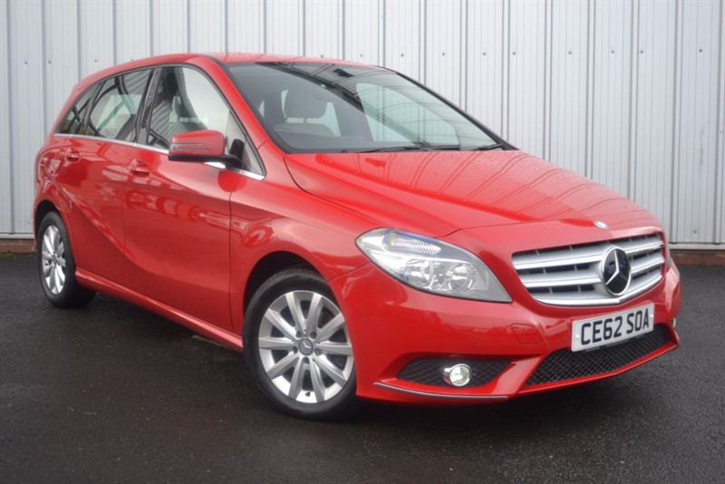 used Mercedes B180 CDI BLUEEFFICIENCY SE in wigan-lancashire