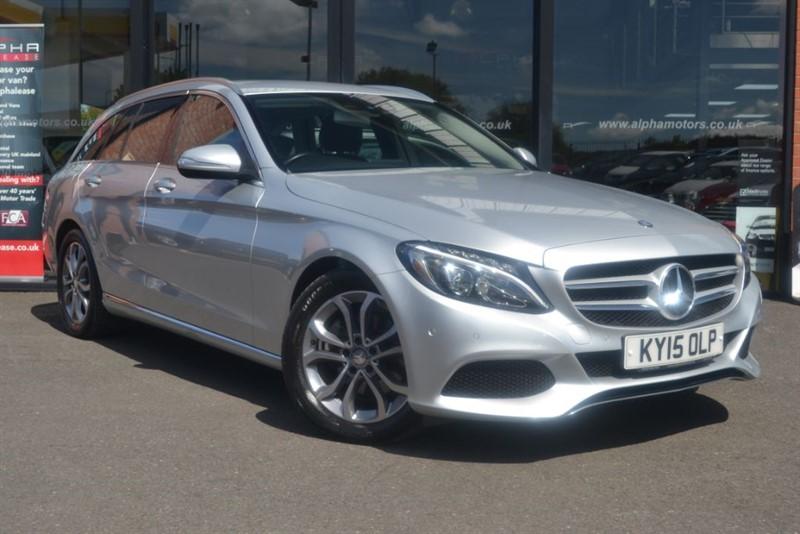 used Mercedes C220 BLUETEC SPORT in wigan-lancashire