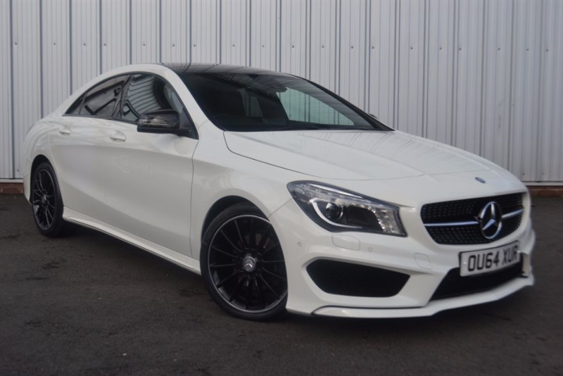 used Mercedes CLA200 CDI AMG SPORT +BIG SPEC+ in wigan-lancashire