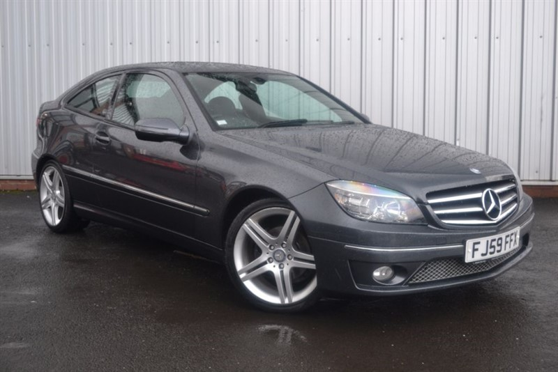 used Mercedes CLC180 KOMPRESSOR SPORT in wigan-lancashire