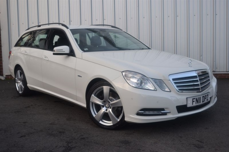 used Mercedes E220 CDI BLUEEFFICIENCY SE in wigan-lancashire
