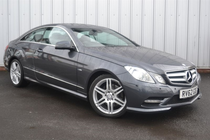 used Mercedes E250 CDI BLUEEFFICIENCY S/S SPORT in wigan-lancashire