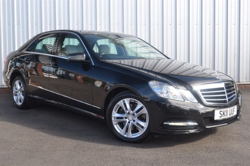 used Mercedes E250 CDI BLUEEFFICIENCY AVANTGARDE in wigan-lancashire