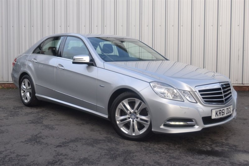 used Mercedes E250 CDI BLUEEFFICIENCY AVANTGARDE ED125 in wigan-lancashire