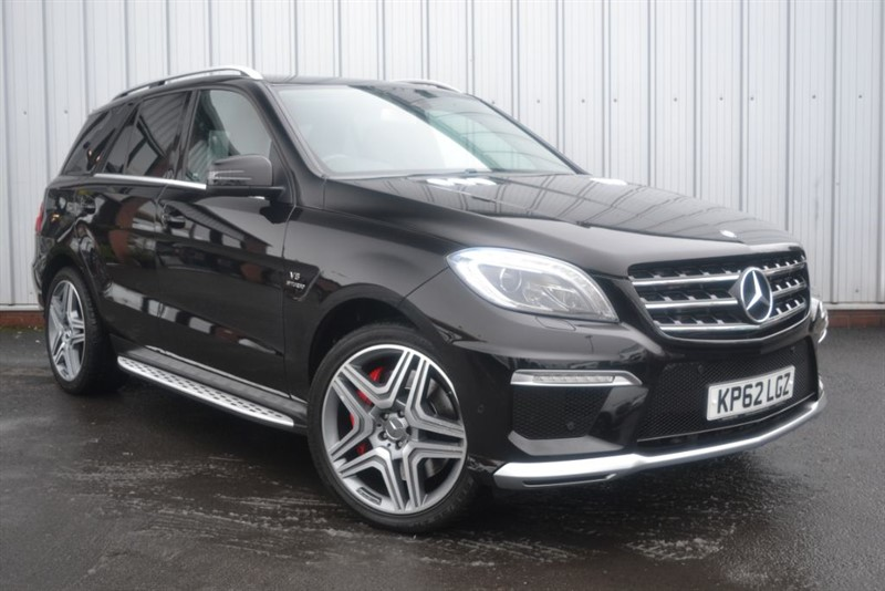 used Mercedes ML63 AMG  in wigan-lancashire