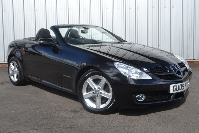 used Mercedes SLK 200 KOMPRESSOR in wigan-lancashire