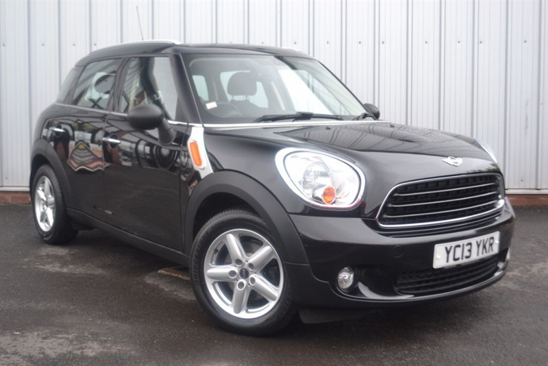 used MINI Countryman ONE D in wigan-lancashire
