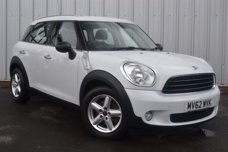 used MINI Countryman ONE in wigan-lancashire