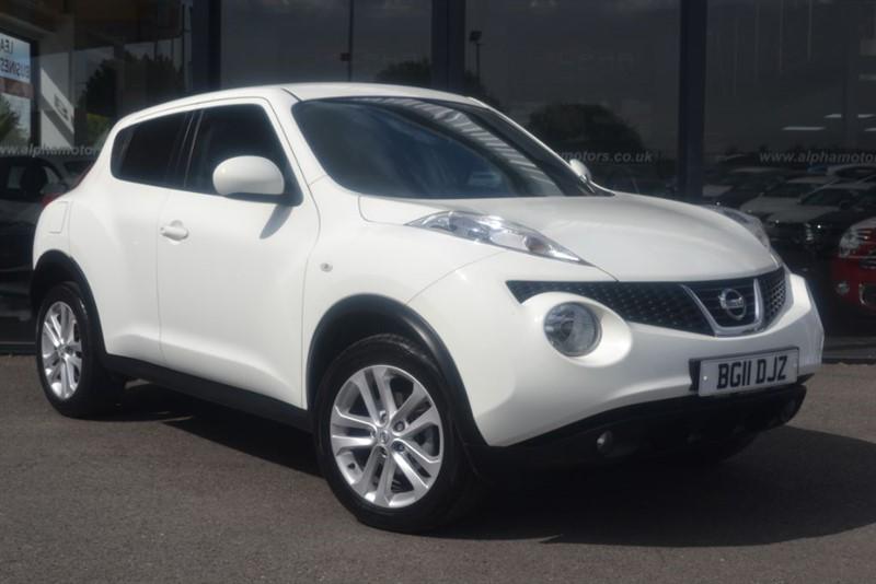 used Nissan Juke ACENTA SPORT in wigan-lancashire