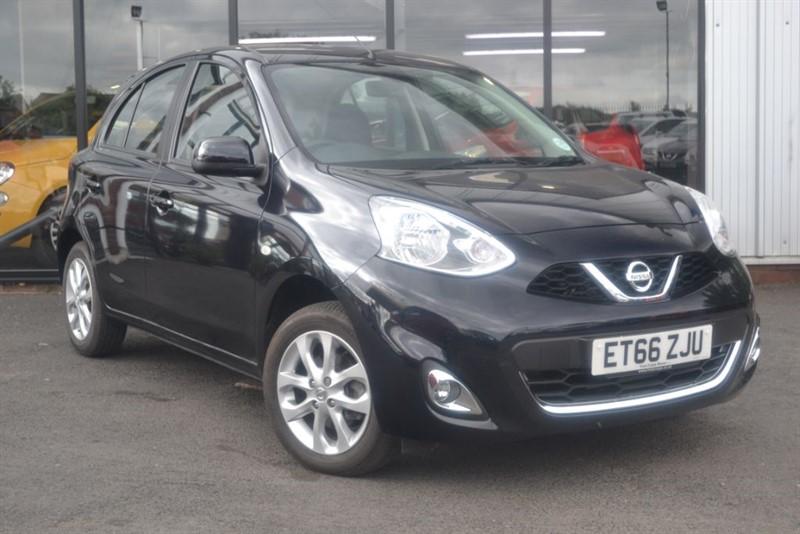 used Nissan Micra ACENTA in wigan-lancashire