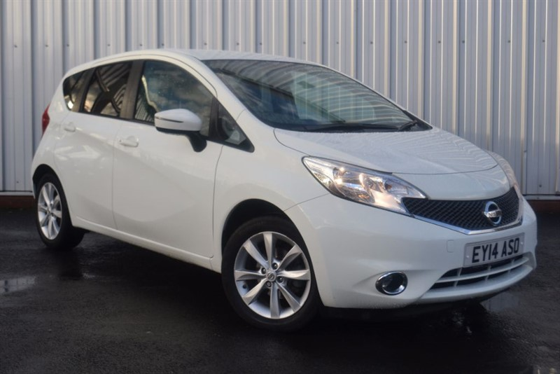 used Nissan Note ACENTA DIG-S in wigan-lancashire