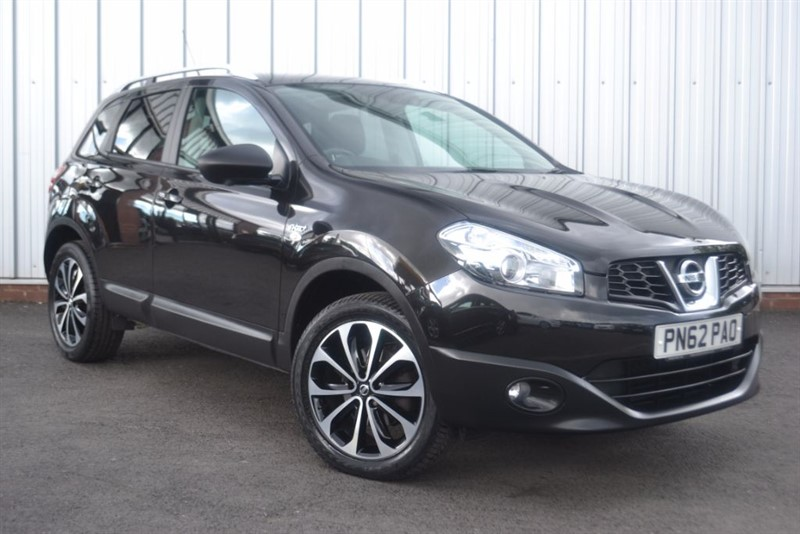 used Nissan Qashqai N-TEC PLUS in wigan-lancashire