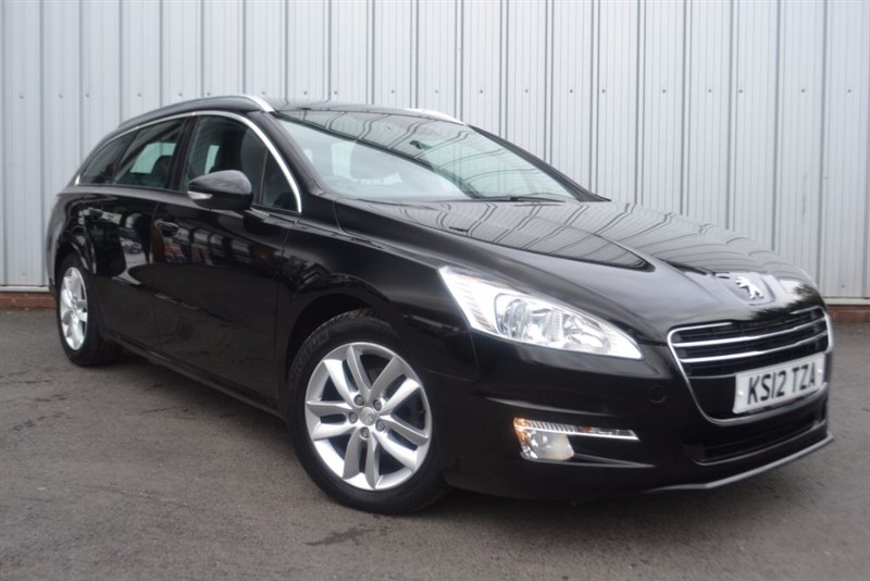 used Peugeot 508 HDI SW ACTIVE in wigan-lancashire