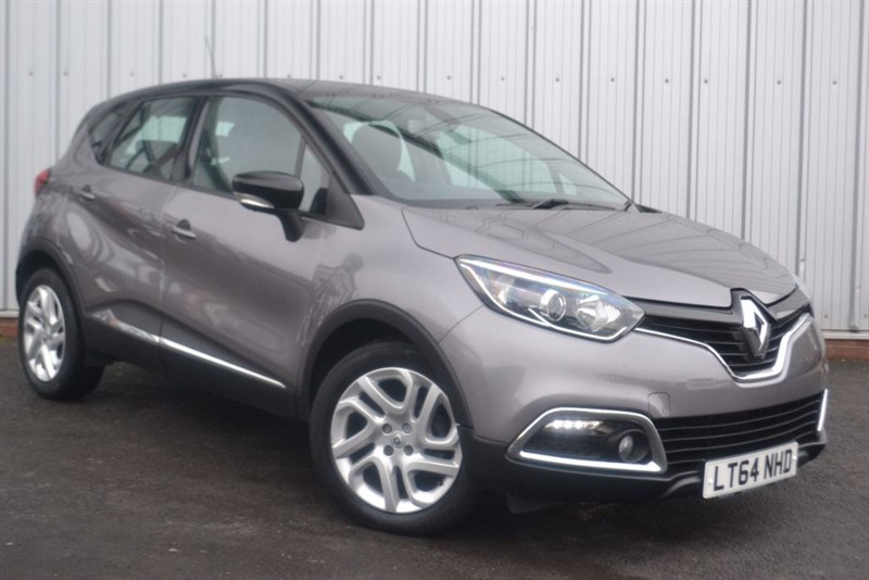 Renault Captur for sale