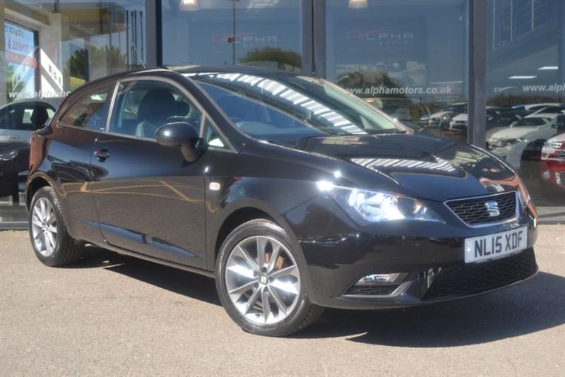 used SEAT Ibiza TSI I-TECH in wigan-lancashire