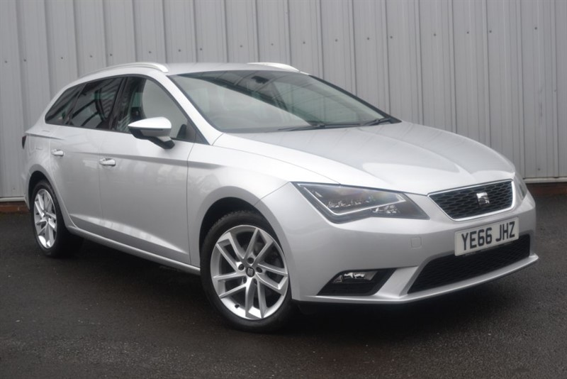 used SEAT Leon TDI SE DYNAMIC TECHNOLOGY in wigan-lancashire