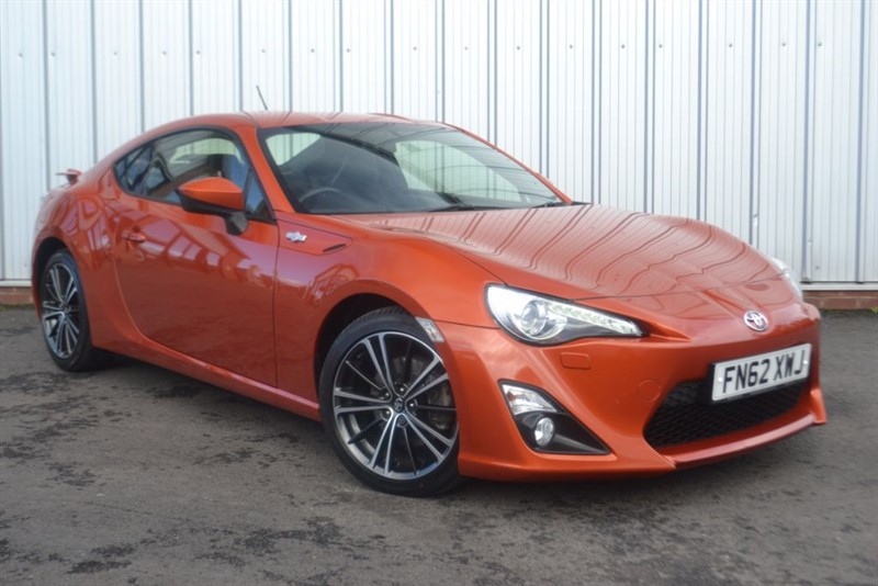 used Toyota GT86 D-4S in wigan-lancashire