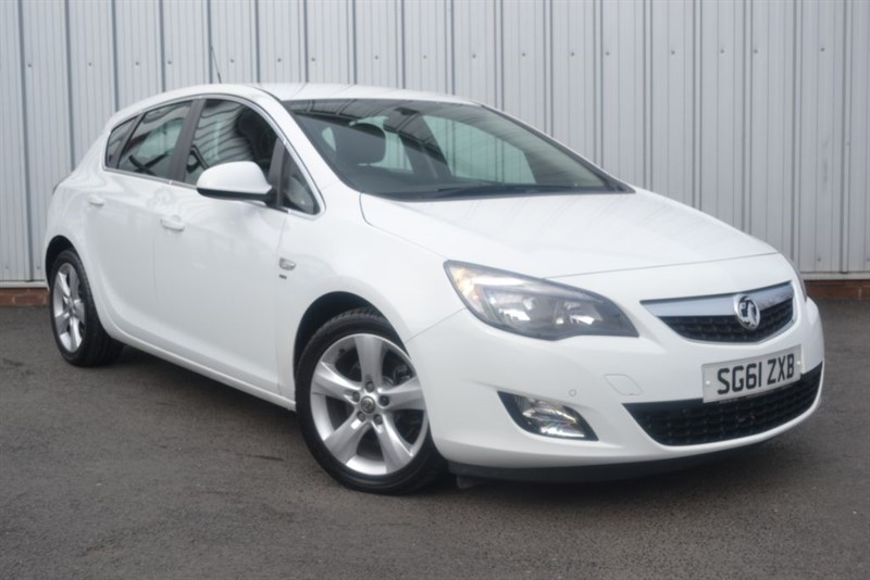 used Vauxhall Astra SRI CDTI S/S in wigan-lancashire