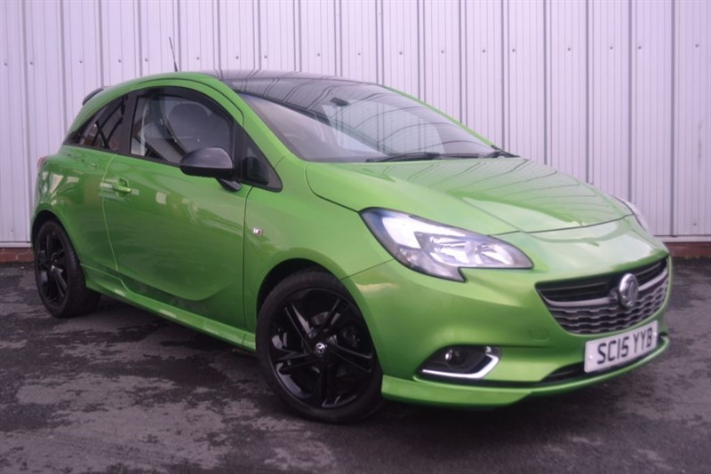 used Vauxhall Corsa LIMITED EDITION in wigan-lancashire