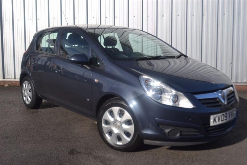 used Vauxhall Corsa CLUB A/C 16V in wigan-lancashire