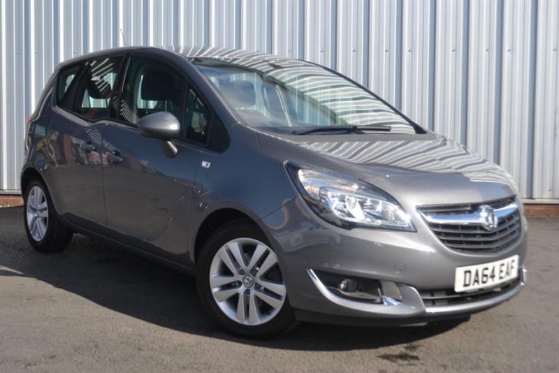 used Vauxhall Meriva LIFE in wigan-lancashire