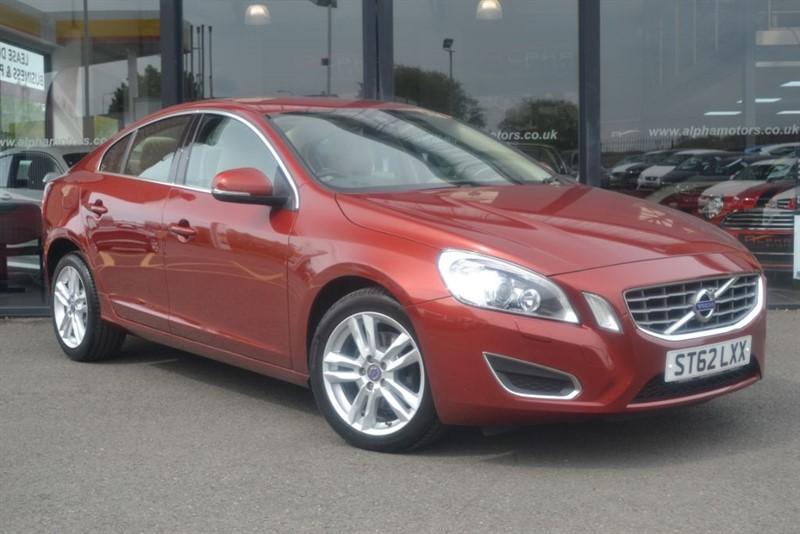used Volvo S60 D3 SE LUX in wigan-lancashire