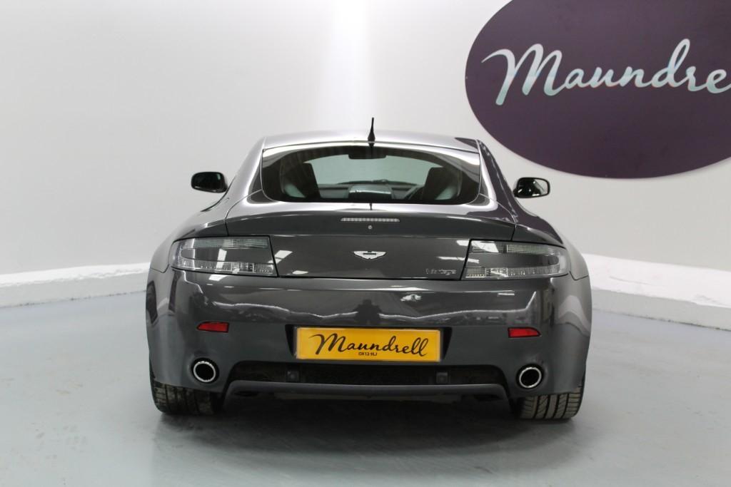 Aston Martin Vantage V8 Full Aston History Maundrell Amp Co